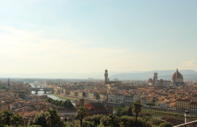 Impressions: Florence – aka the most beautiful city inEurope