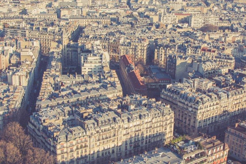 Off the beaten track:Paris
