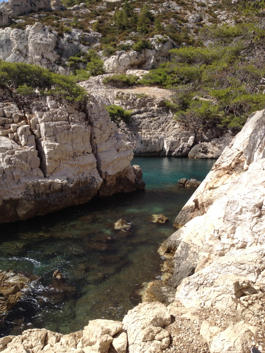 The Photo Series: Les Calanques