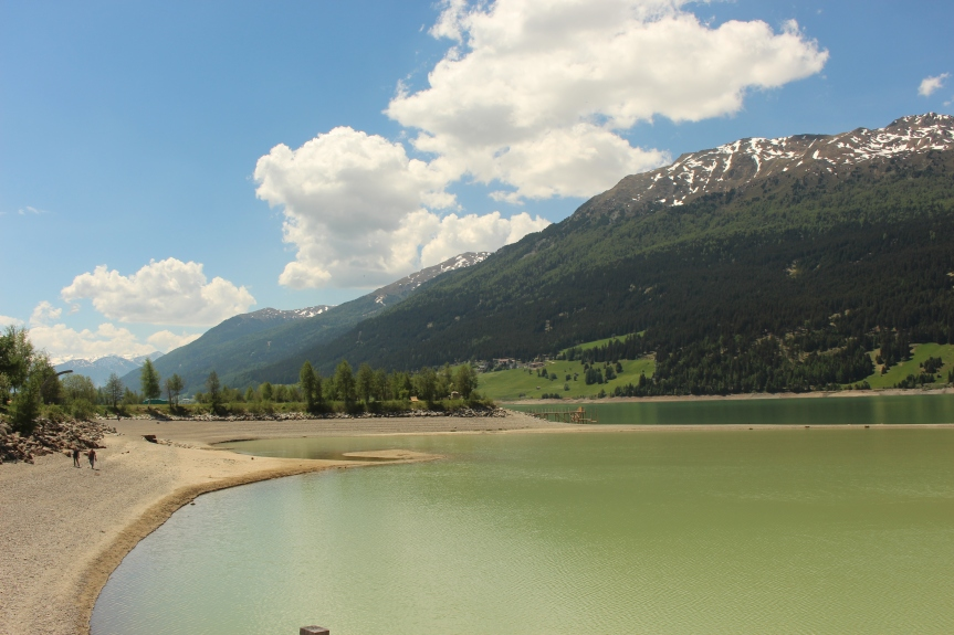 The Photo Series: Lago di Resia