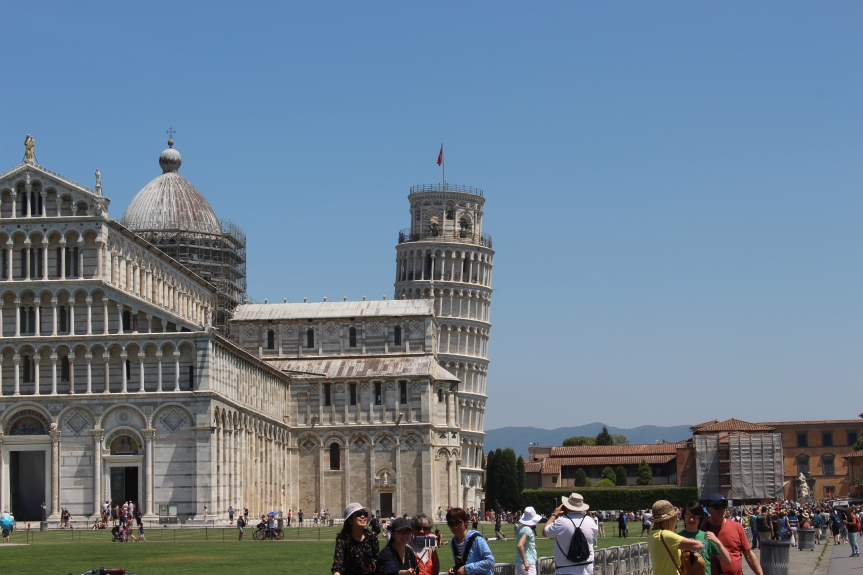 The Photo Series:Pisa