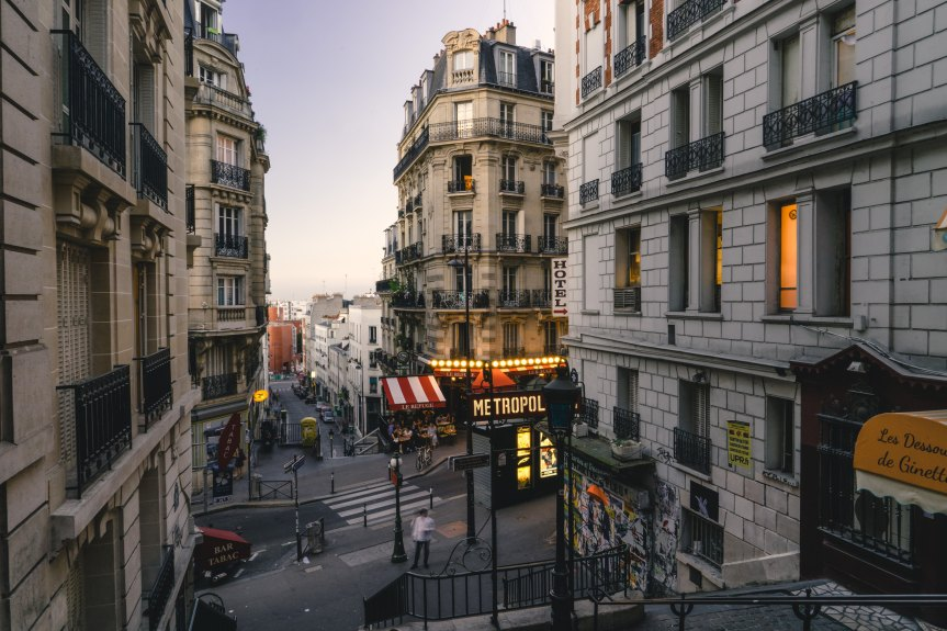 "7 ""Sex and the City"" filming locations in Paris"