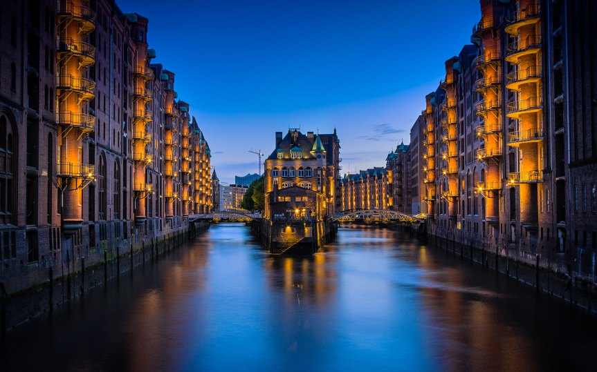 Off the beaten track: Hamburg
