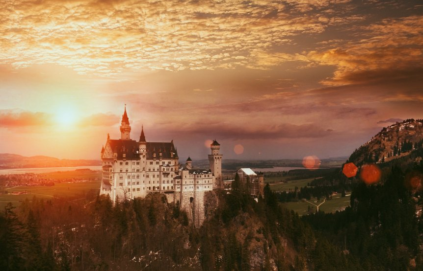 A Day at Neuschwanstein Castle